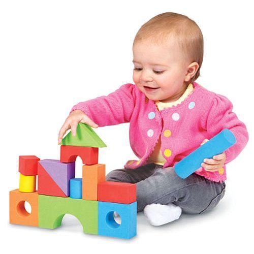 Bruin 50 Piece Foam Building Blocks Bruin Toys R Us Babies