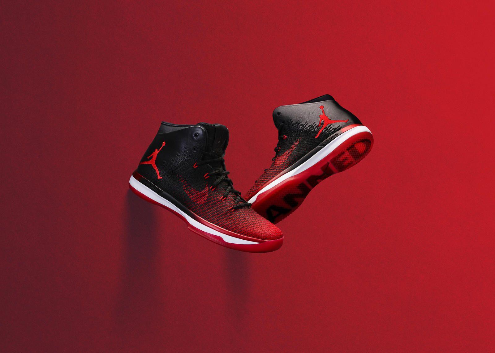 """Air Jordan XXXI """"Banned"""""""