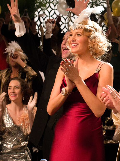 Blake Lively silver dress from cafe society movie. LOVE