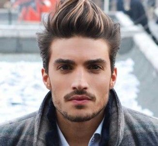 7 Best Messy Hairstyles For Men Brown Hair Men Boys Colored