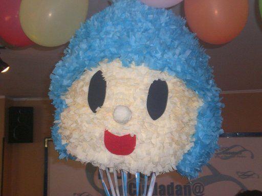 piñatas de pocoyo - Buscar con Google | Pocoyo | Pinterest ...