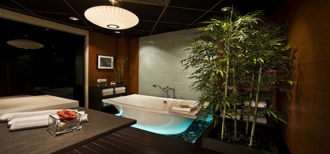 Bathrooms, Home Automation Services, Automated Lighting, Motorized Shades, Wireless Music, Miami, Florida.