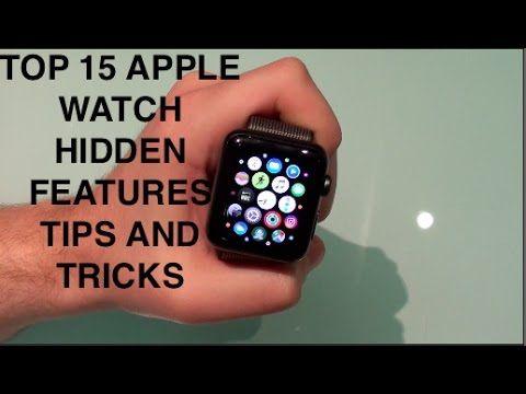 Top 15 Apple Watch Hidden Features, Tips & Tricks (DEC