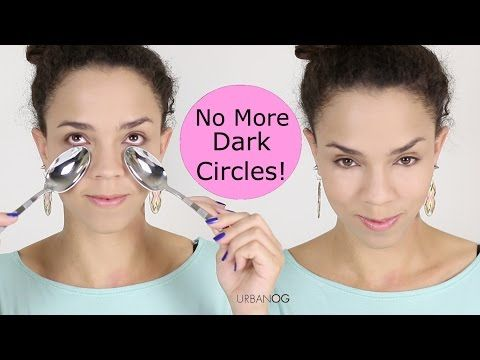 Home Remedies To Remove Dark Circles Under The Eyes