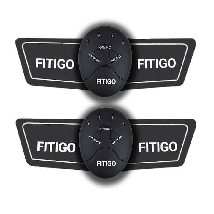 FITIGO Fitness électrostimulateur XT5 (Abdos - bras jambes ...