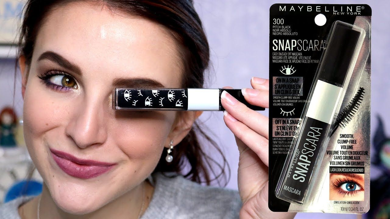 76645d5efa9 NEW Maybelline Snapscara Review + Demo...#makeup #beauty #mascara # maybelline #maybellinesnapscara #snapscara #beautychannel #review #youtube  # ...