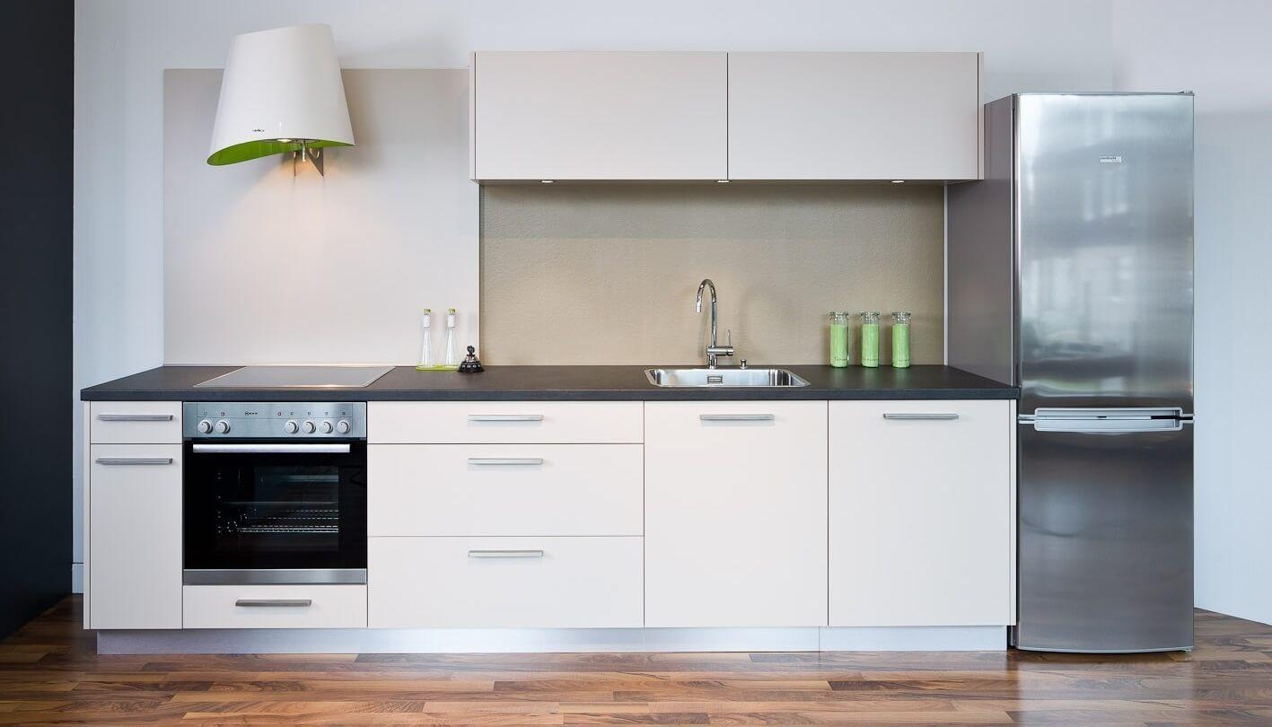 Küche in Hochglanz, Hochglanz-Optik, Fronten, Küchefronten, Lack ...