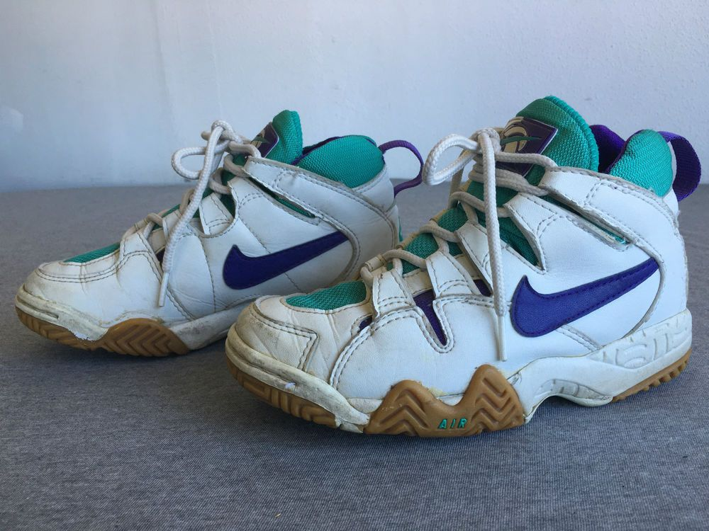 new style c4c8c debcb NIKE AIR SHOES 1994 Max Style Trainer Vintage High Tops Women Size 5  EXCELLENT! Nike Trainers