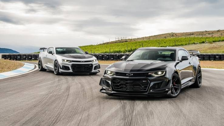 2018 Camaro Zl1 1le First Drive The Ultimate Track Ready Camaro