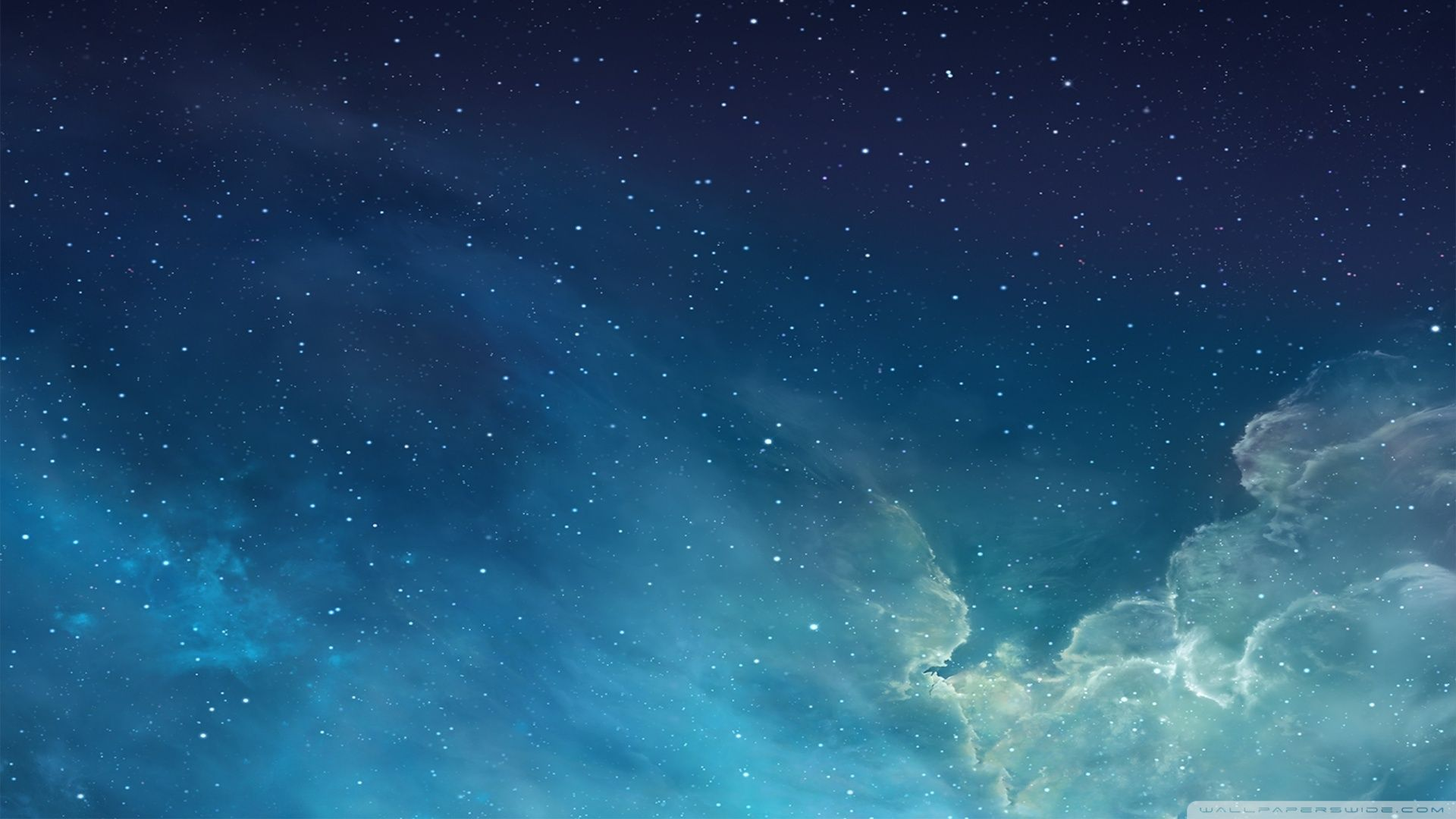ios 7 galaxy hd desktop wallpaper : high definition : fullscreen