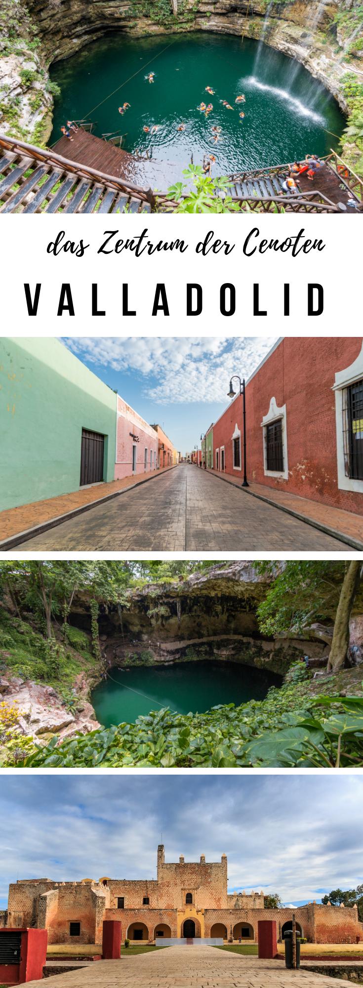 Valladolid Mexiko: Sehenswürdigkeiten, Reisetipps und Ausflugsziele #visitcuba
