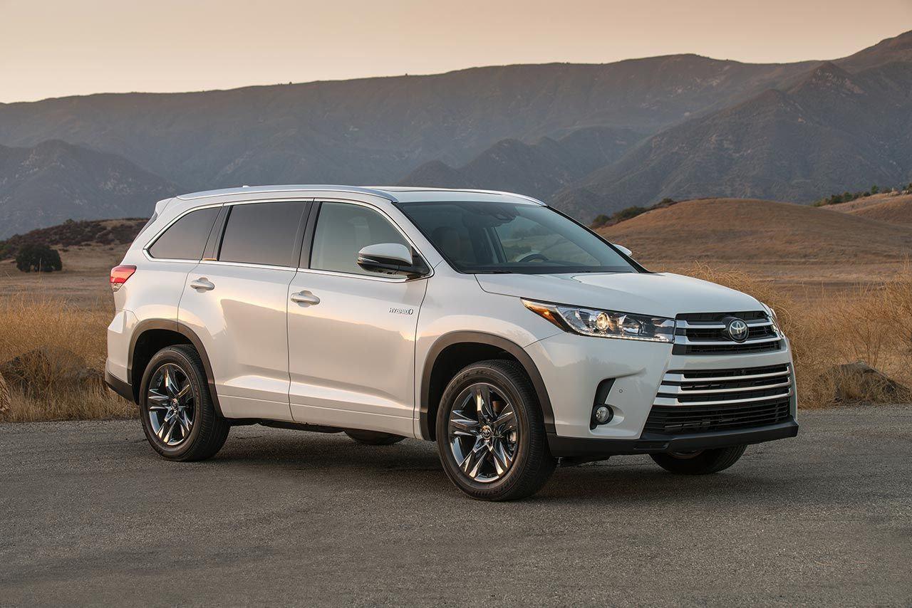 Toyota Highlander greets 2017 model year with more power greater