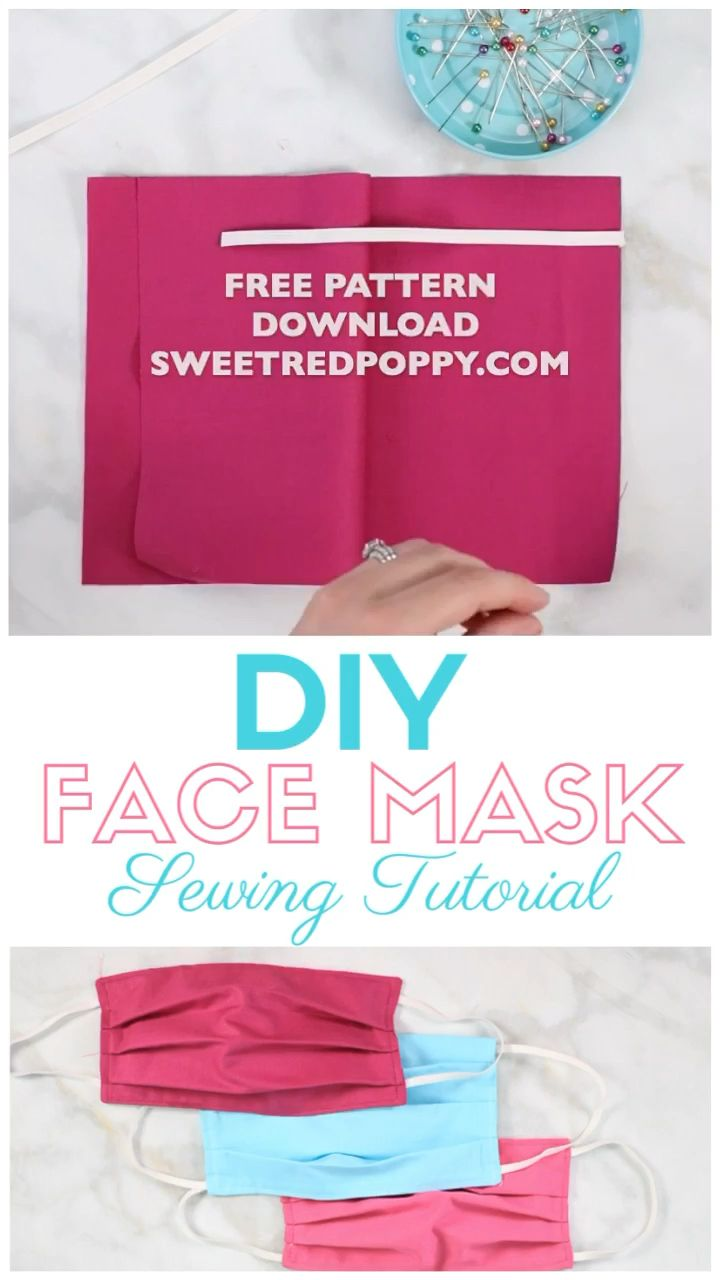DIY Surgical Face Mask for Hospitals