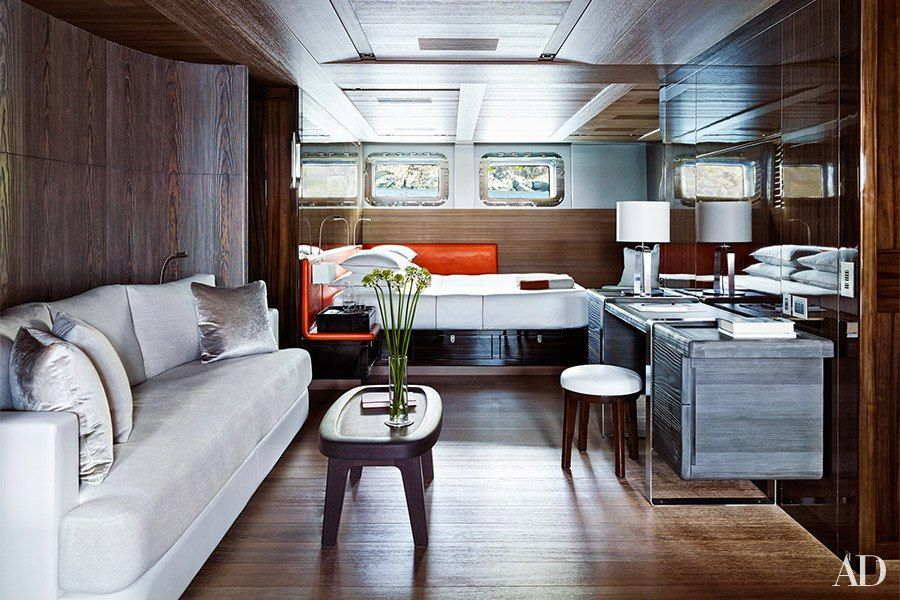 yacht coffee table ahead of the curve christian liaigre interiors and boat interior