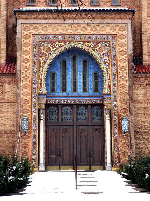 moorish doors - Google Search & Front Door Irem Temple Wilkes-Barre | Moorish and Moorish revival