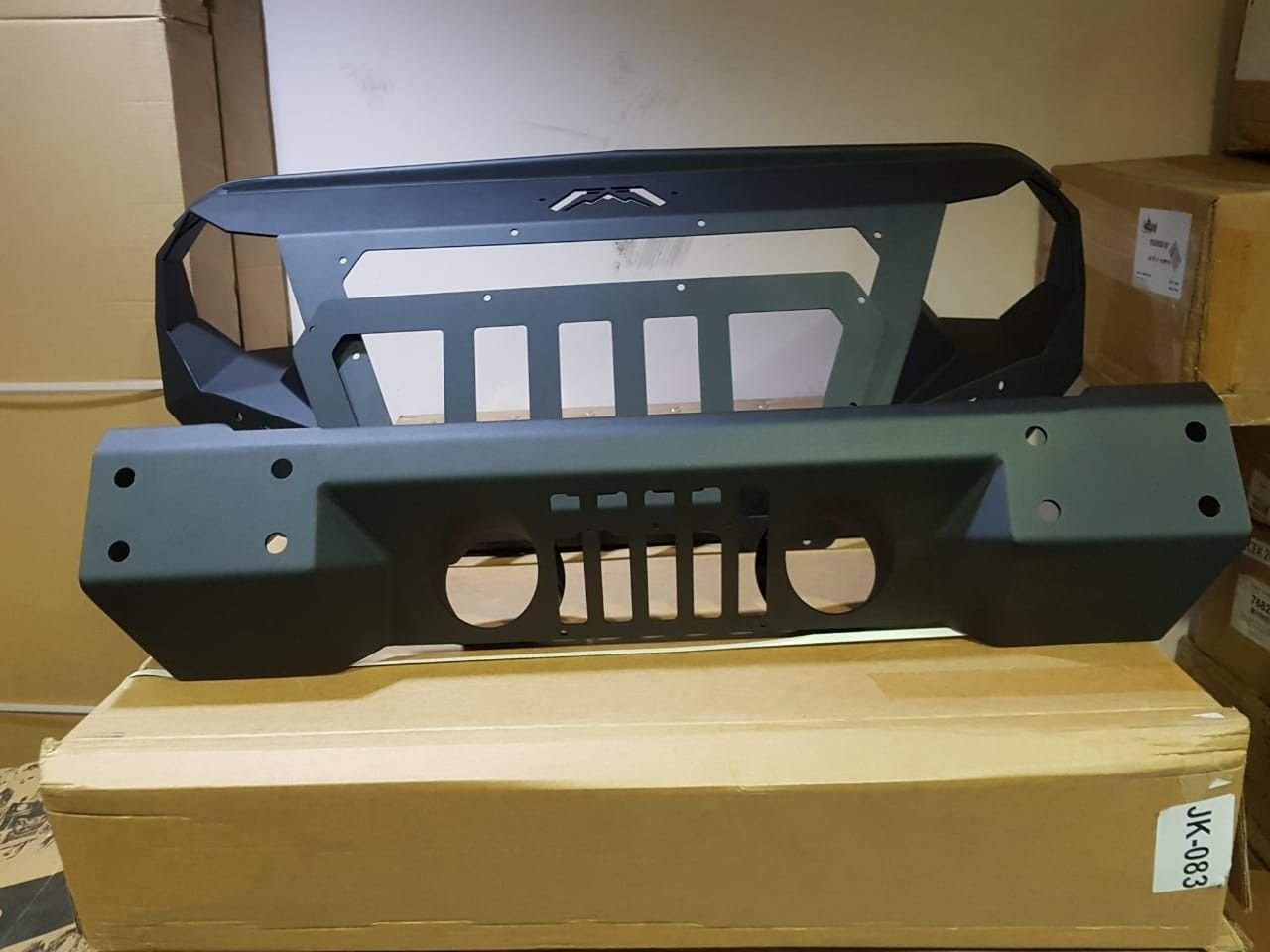 Pionirjeep Jual Aksesoris Jeep Jk Wrangler Replika Fabfours Grumper 1 64 Truck Bumper Jeepjk Jeepindonesia