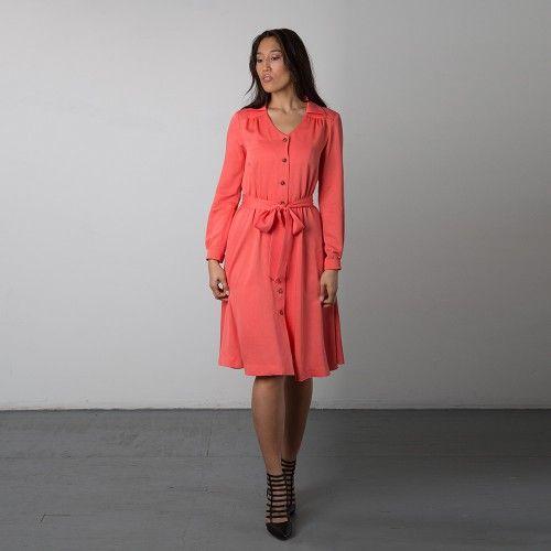 Schnittmuster: 1504 Nicola Dress | Sewaholic - Nicola Dress | Pinterest