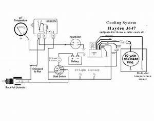 Lister Generator Wiring Diagram: Lister startomatic wiring