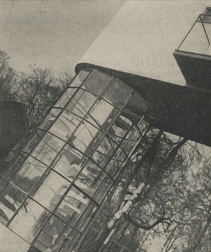 The Charnel House Moscow Planetarium Designed By Mikhail Siniavskii Planetarium Architecture Design