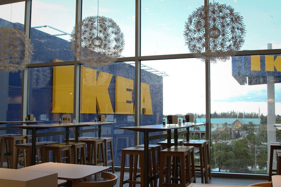 Your First Look Inside Ikea Miami At Home Furniture Store