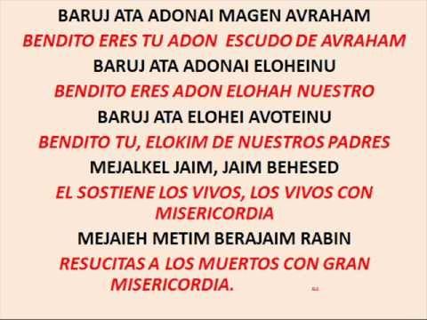 Cabala Practica Oracion Tefilah Abrecaminos Traducida Al Español Youtube Frases Espirituales Oraciones En Hebreo Oraciones