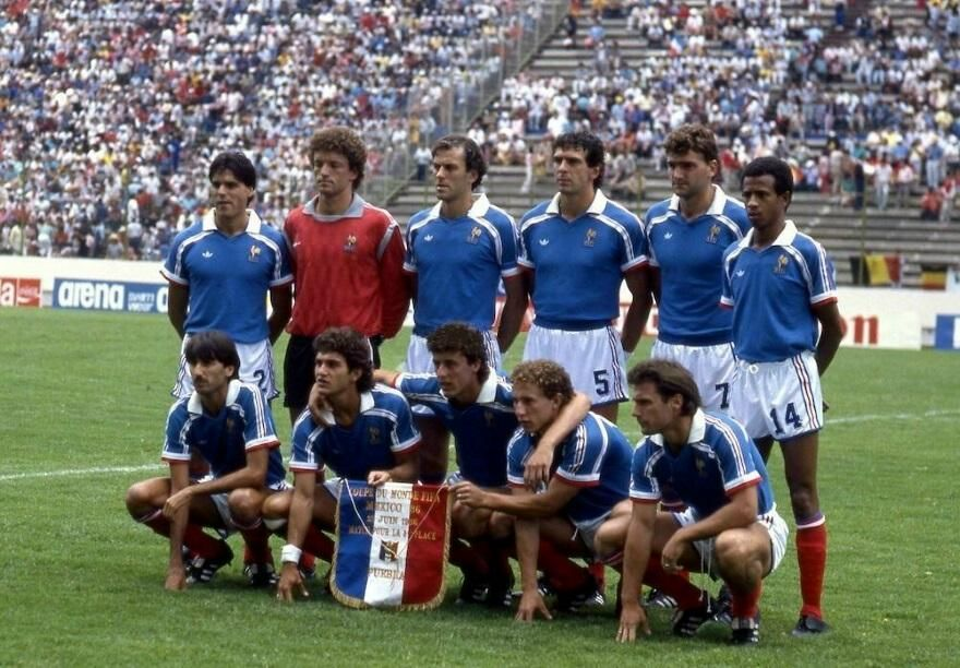 28 juin puebla coupe du monde 1986 match de classement - Classement equipe de france coupe du monde ...