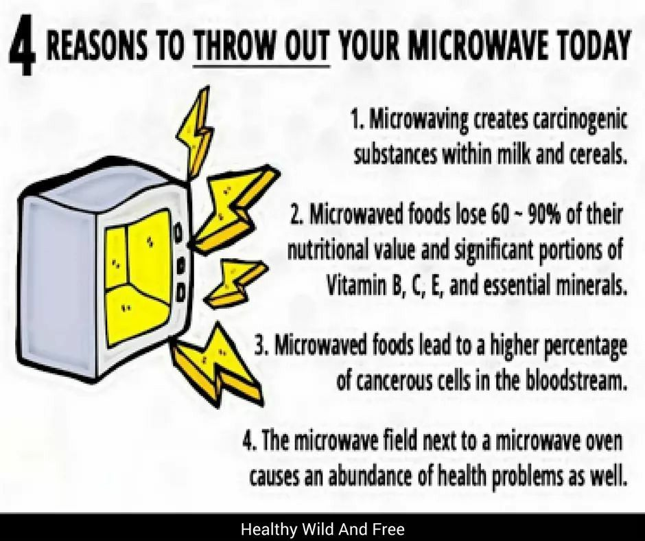 Microwave Vs Oven Nutrition: Pin By Mr. Murphy On Food Poisoning (With Images