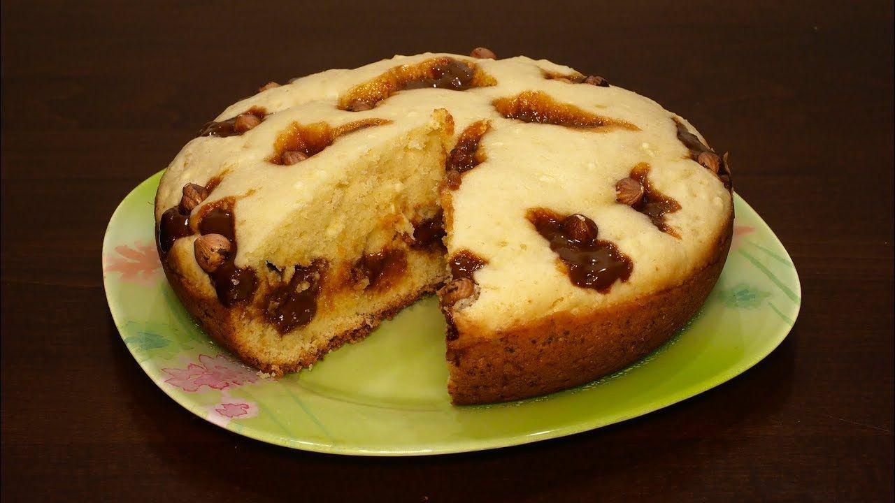 Как приготовить вкусный пирог с помощью мультиварки