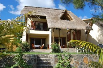 Private Beach House to rent by www BeachHousesMauritius com