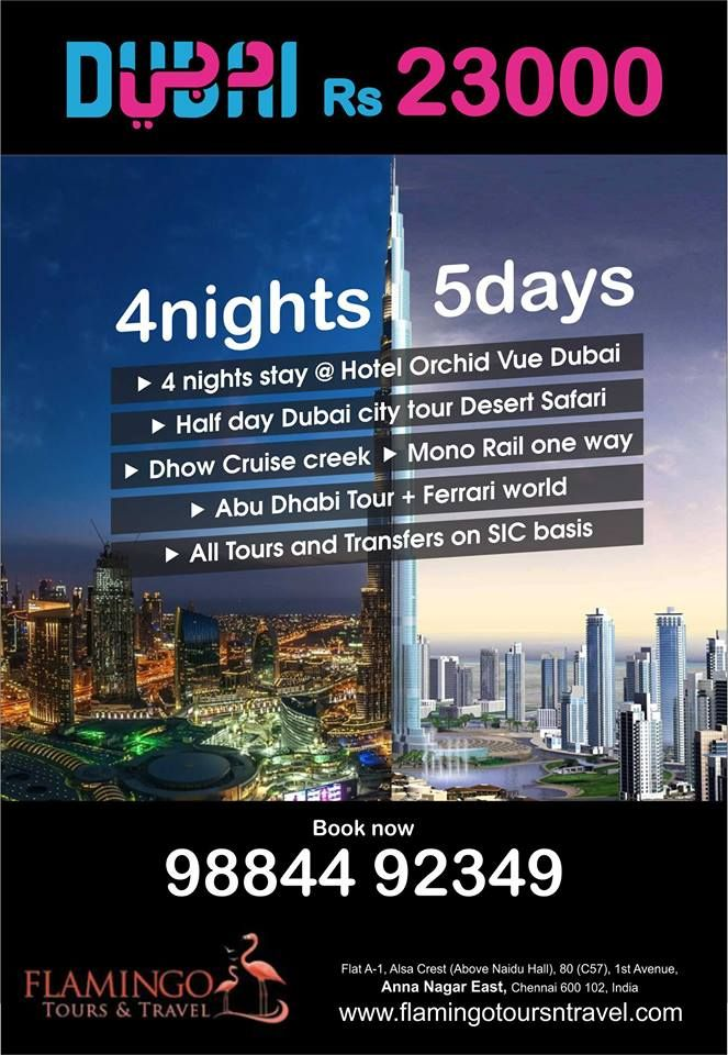 Being the second largest Emirate in #UAE, #Dubai is known