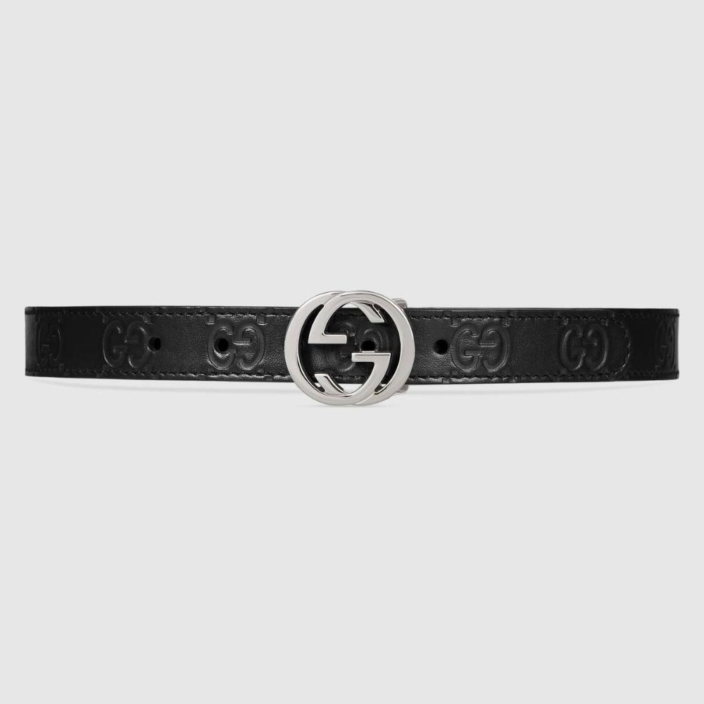 Gucci - Children's Gucci Signature belt