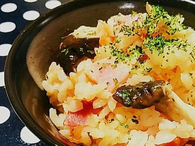 Photo of 驚愕!丸ごとトマトの炊き込みご飯♪ by アプコさん♪