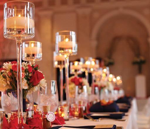 Centro de mesa para bodas ideas fabulosas bodas red - Centro de mesas para bodas ...