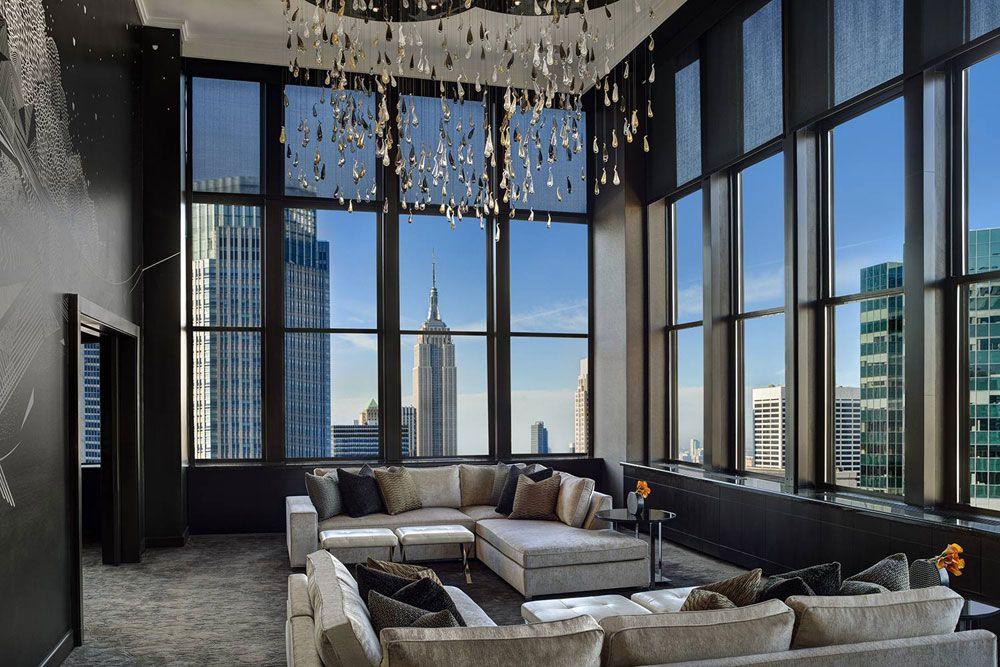 Interior Design Nyc york interior design living room exles with sleek modern