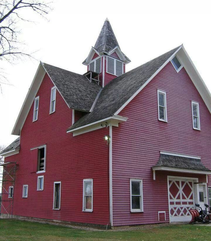 Barn House, Old Barns, House