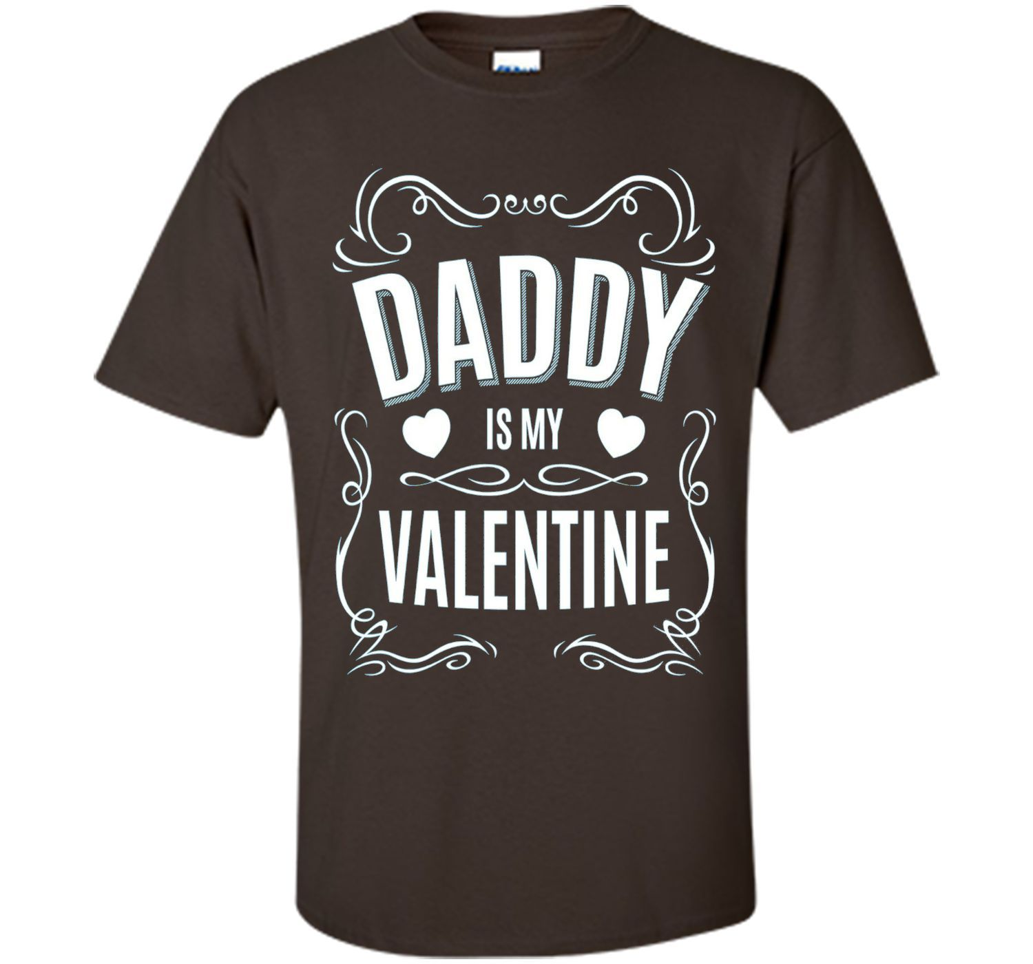 Daddy Is my Valentine - Valentines Day Gifts for Kids