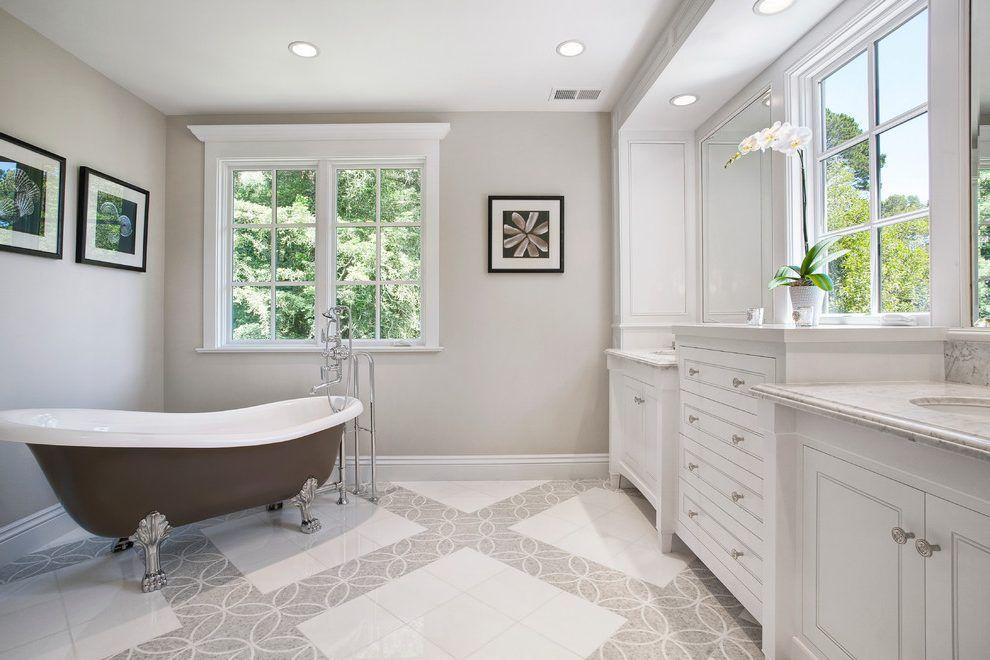 san francisco decorator white benjamin moore bathroom on bathroom renovation ideas white id=38567
