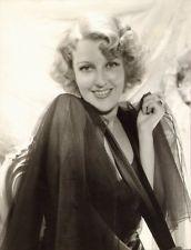 JEANETTE MacDONALD vintage '36 ORIGINAL HURRELL ROSE MARIE MGM Photo Nelson Eddy