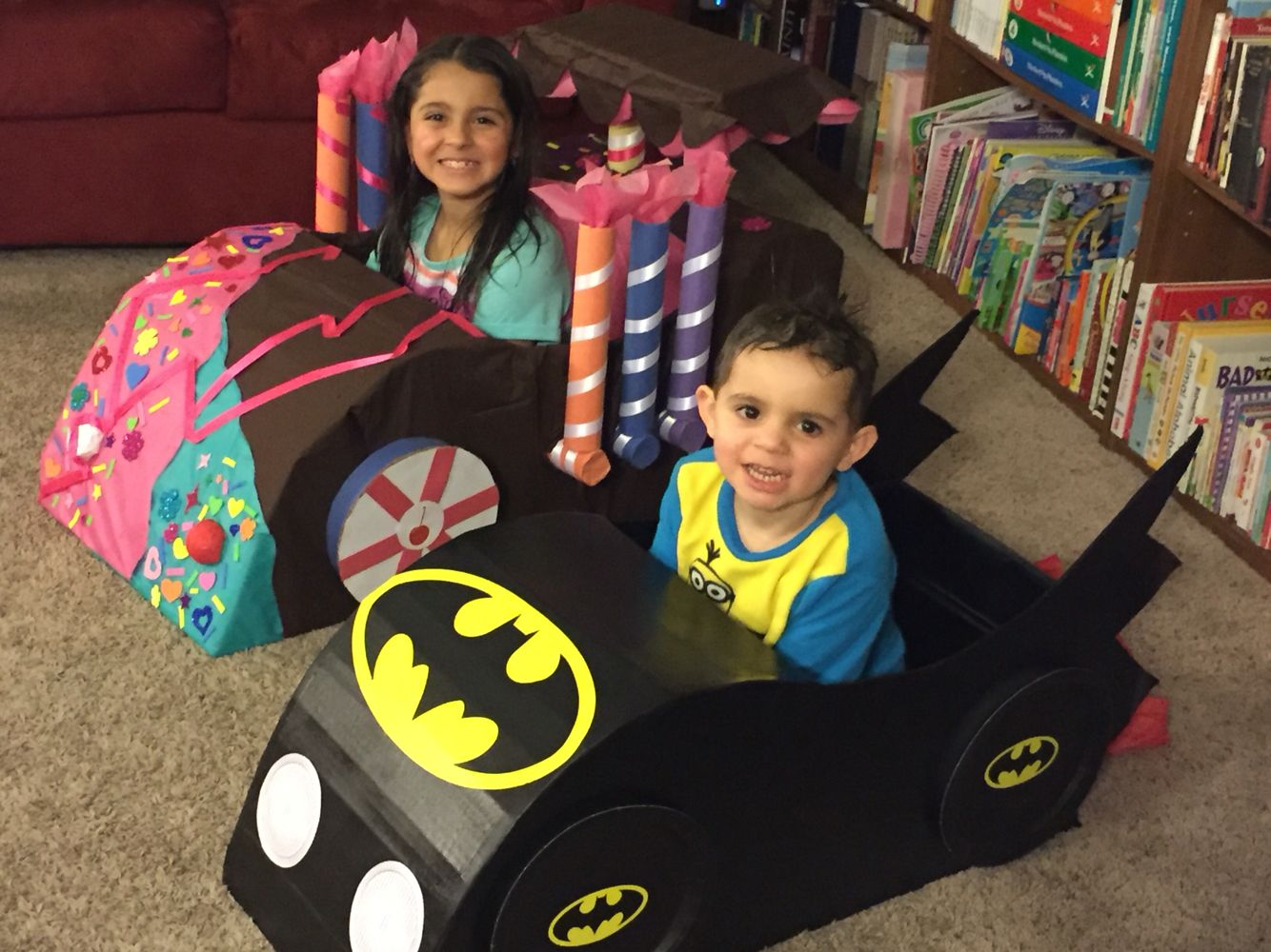 10 Ideas About Cardboard Box Cars On Pinterest: Cardboard Box Cars For Awanas Drive In Movie Night!