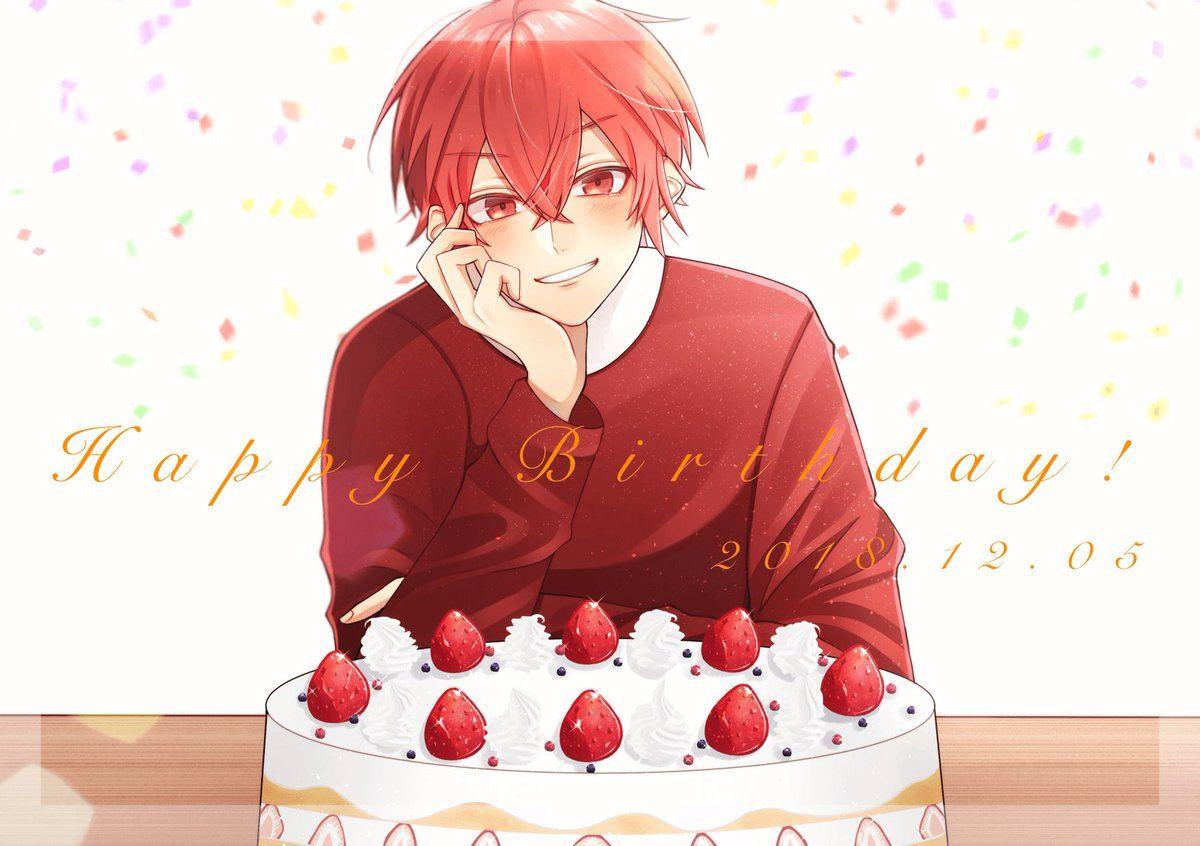 Enryu The Red Tower Ilustrasi Lucu Anime Cowok Ganteng Gambar