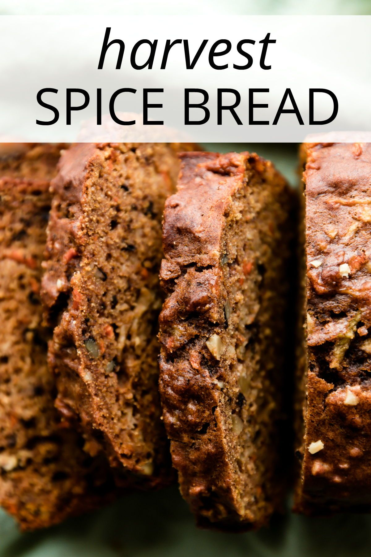 Harvest Spice Bread | Sally's Baking Addiction