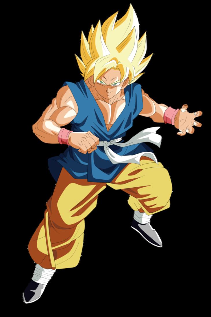 Goku Gt Adulto Ssj By Andrewdragonball Deviantart Com On Deviantart Dragon Ball Super Manga Anime Dragon Ball Dragon Ball Art