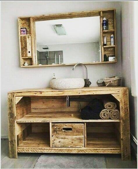 50 Indoor Und Outdoor Standard Palettengrosse Ideen Badezimmer Schrank Paletten Badezimmer Badezimmer Mobel