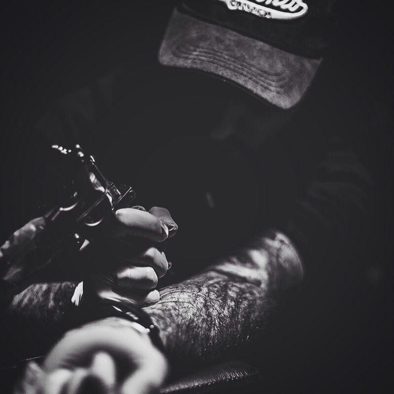 Shooting Marko Tattoo . Filippo Foglia Photographer