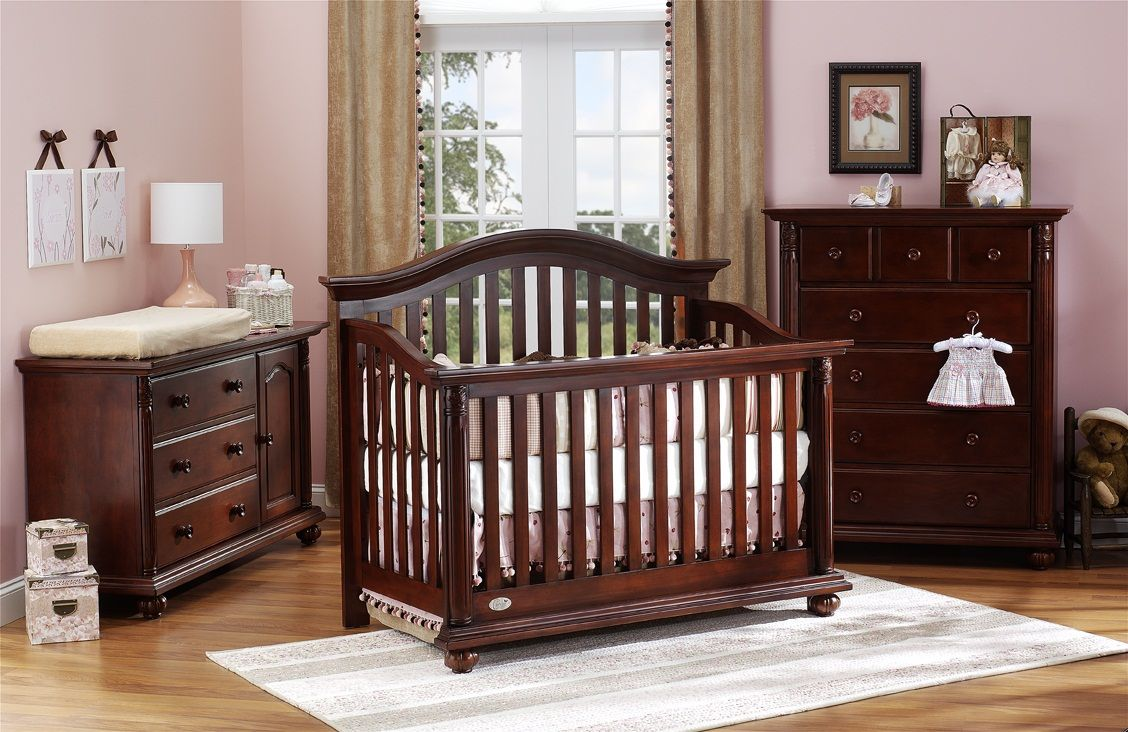 1000 Series Close Out In Cinnamon Crib Baby Babysdream Georgiababy Atlanta Furniture