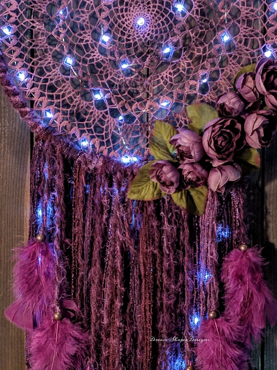 Pin On Dreamcatchers Wall Hangings