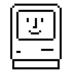 Internet Archive エミュレータを使用しmacintosh用os System 7 0 1 やアプリなどのアーカイブをwebで公開 アイコンデザイン アイコン デザイン