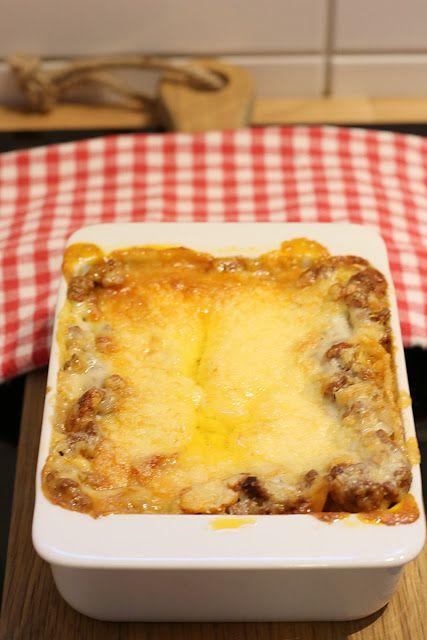 lasagne alla bolognese klassisches rezept mit hackfleisch