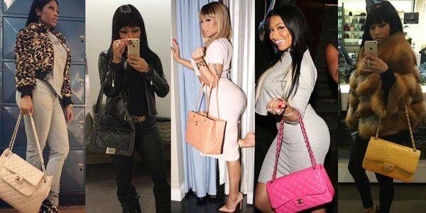 7ddaa02c42c637 Chanel handbag nicki minaj   Heels & Handbags   Chanel handbags ...