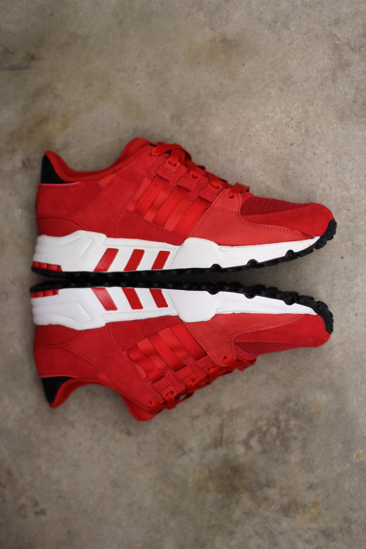 "online retailer 58f79 78884 adidas Equipment Running Support 93 ""Scarlet Red"""